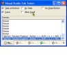 Click for vbAccelerator Visual Studio Style Tab Control