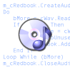 Click for New: Writing Audio CDs