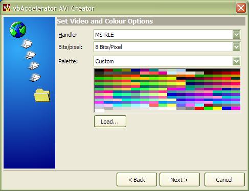 vbAccelerator - AVI Creation